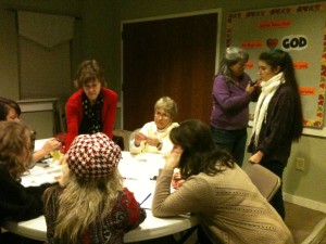 Saturday Sisters Bible Study @